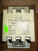 Transformator NFC 52210 250VA IP 445 50/60 Hz LEGRAND